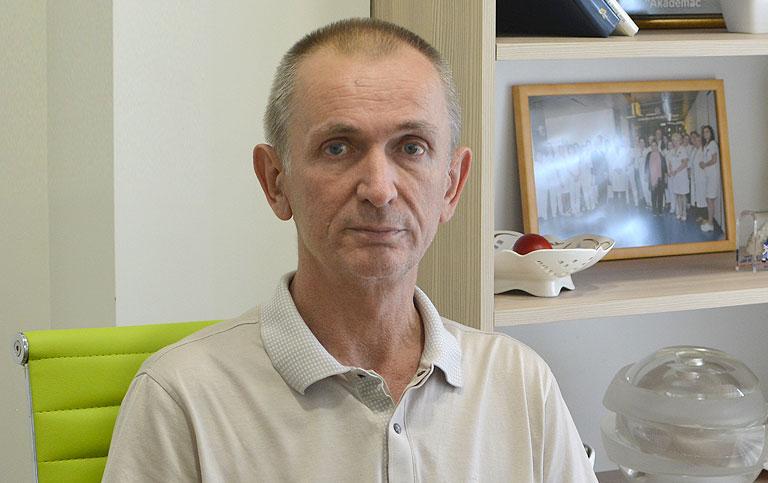 Prof dr sci med Branislav Antić
