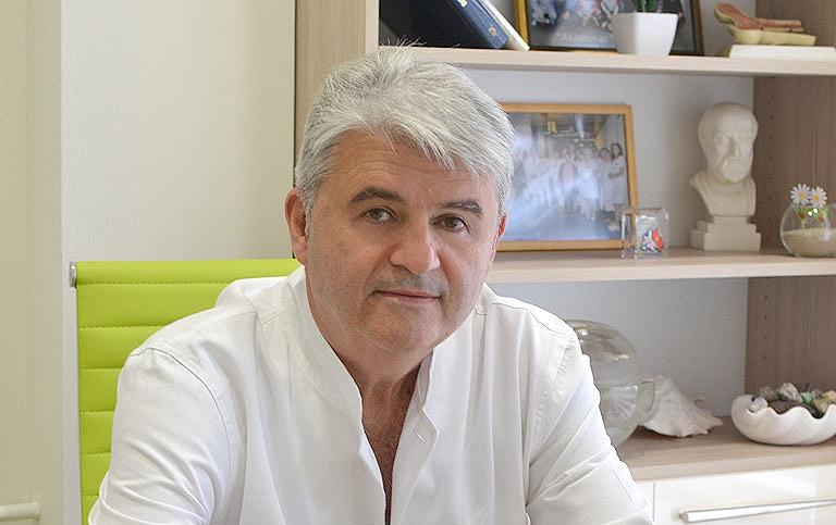 Prof dr sci med Dušan Stefanović